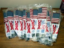 "4x6"" US Flags, 4 per Pack in Bartlett, Illinois"