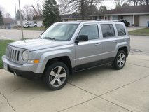 2017 Jeep Patriot High Altitude w/only 27,000 miles in Naperville, Illinois