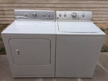 Maytag washer and electric dryer set (2) in Alamogordo, New Mexico