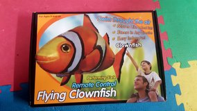 remote control flying clownfish in Aurora, Illinois