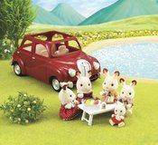 New! Calico Critters Cruiser + Picnic Table 10+ Pc Playset in Bolingbrook, Illinois