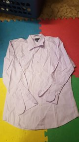 versa mens cufflink French cuff button shirt 16 32/33 in Chicago, Illinois
