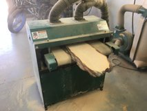 Grizzly 24 inch double Drum sander in Alamogordo, New Mexico