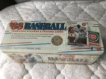 1988 Fleer Commemorative Tin Set in Byron, Georgia