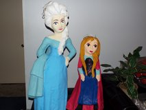Frozen Elsa and Ana Pinata in The Woodlands, Texas