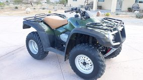 2006 Honda TRX500 Foreman in 29 Palms, California