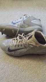 Nike - Mike Trout model metal baseball cleats size 8.5 in Chicago, Illinois