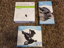 BABY JOGGER SINGLE CAR SEAT ADAPTER AND DETACHABLE TRAY in Okinawa, Japan