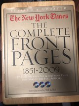 The New York Times : The Complete Front Pages, 1851-2009 by Bill Keller in Fort Knox, Kentucky