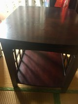 Solid Wood Side/ End Table in Okinawa, Japan