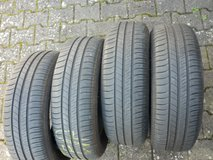 4 x Michelin Energi Saver Summer tires 185/60R15  DOT 2016 in Ramstein, Germany