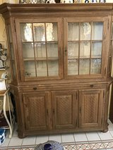 Pecan China Cabinet in Spangdahlem, Germany