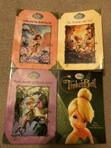 TinkerBell Story Books in Travis AFB, California