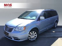 2016 Chrysler Town and Country Touring Minivan in Ramstein, Germany