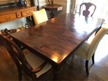 ** world Market Dining Room Table and Chairs in Naperville, Illinois