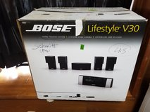 Bose Lifestyle V30 Home Theater system in Okinawa, Japan