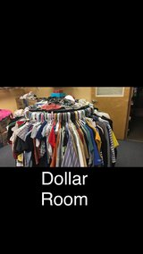 Boys and Men Clothes - Dollar Room in Fort Leonard Wood, Missouri