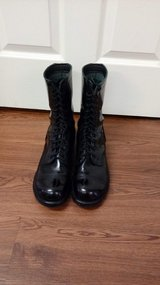 Like new, Black Army Jump Boots, size 11D in Fort Campbell, Kentucky