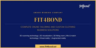 Fit4bond Online Tailoring Software Development Company in Pearland, Texas