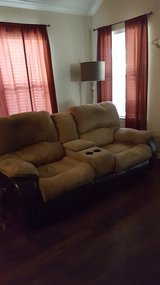 Double Recliner in Conroe, Texas