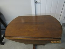 Drop leaf table with 2 chairs in Camp Lejeune, North Carolina