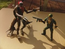 2 Action Figures in Beaufort, South Carolina