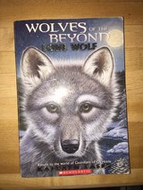 PB Wolves of the Beyond- Lone Wolf by Scholastic in Spring, Texas