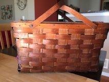 1940's Picnic basket Jerywil in Naperville, Illinois