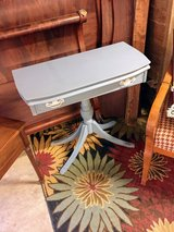 antique entryway table with secret compartment in Cherry Point, North Carolina