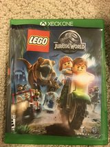 Xbox one LEGO Jurassic World in St. Charles, Illinois