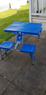 Portable Picnic Table in Lakenheath, UK