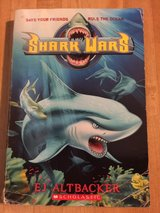 PB Shark Wars by Scholastic in Spring, Texas