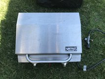 Portable gas grill in Plainfield, Illinois