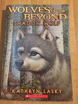 PB Wolves of the Beyond Shadow Wolf by Scholastic in Houston, Texas