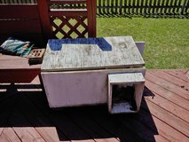 free wood box in Glendale Heights, Illinois