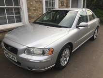 2005 Volvo S60 4-Door Sedan- Automatic- 107,200 Miles- New MOT/Road Tax in Lakenheath, UK