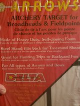Archery Target (New in Package) in Warner Robins, Georgia