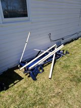diassembled swing set for scrap in Oswego, Illinois