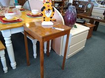 Ethan Allen Tall Side Table in Aurora, Illinois