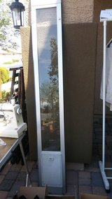 Dog door for sliding door in Nellis AFB, Nevada