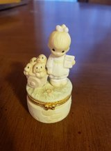 SMALL PRECIOUS MOMENTS TRINKET BOX in Fort Campbell, Kentucky