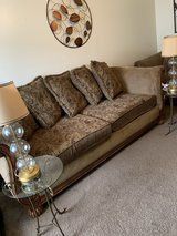 Living Room Set Sofas,Lamps and Side tables in Fort Campbell, Kentucky