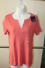 New with Tags Dark Peach Small Womans Top in Spring, Texas