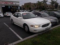 2002 BUICK LESABRE LIMITED 3.8 in Camp Pendleton, California
