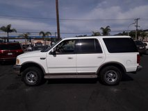 2002 FORD EXPEDITION 4X4 EDDIE BAUER 5.4 in Camp Pendleton, California