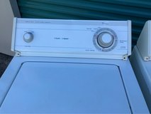 Whirlpool washer and dryer in Tomball, Texas