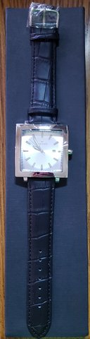 THE SQUARE LEGACY - SILVER/SILVER  D Puredial Watch in Alamogordo, New Mexico