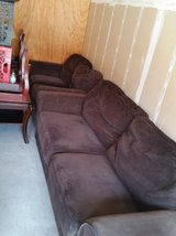 Sofa and love seat couch set in Camp Pendleton, California