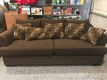 Elegant sofa couch and pillows in Camp Pendleton, California