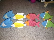 Fish Napkin Rings in Joliet, Illinois